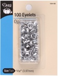 DRITZ D104-65 Eyelets Nickel