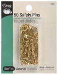 DRITZ D7200 Safety Pins Asst