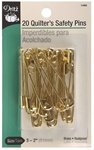 DRITZ D1466 Quilter's Safety Pins