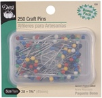 DRITZ D133 Craft Pins