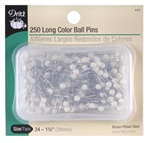 DRITZ D111 Long Color Ball Pins
