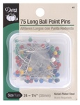 DRITZ D45 Long Ball Point Pins