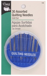 DRITZ D156 Quilting Needles Asst
