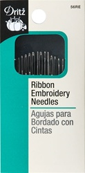 DRITZ D56RE Ribbon Embroidery Needles
