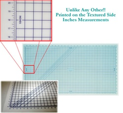 QUILTER'S RULE SF40x72T Pinnable Gridded Rotary Mat