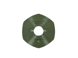 80C1-149 2 1/4 Inch Hexagonal Blade for Eastman D2 Chickadee II