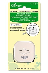 CLOVER CN806 Shiro Tape Measure