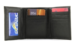 Goat Leather Trifold Wallet Style :17401