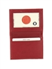 Lambskin Card Case Style : BCC567 Red