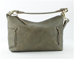 Park Zip Hobo Style #IT14641-Grey