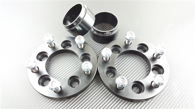 P2M 25MM WHEEL SPACERS : 5X114 PCD / M12X1.50 STUD / 64.1 BORE