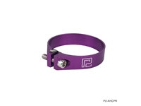 P2M ALUMINUM HOSE CLAMPS PURPLE