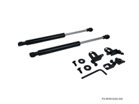 P2M INFINITI G35 BLACK SERIES ENGINE HOOD DAMPER 2003-06 (SENDAN / COUPE)