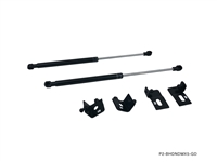 P2M MAZDA MIATA (ND) 2016+ BLACK SERIES ENGINE HOOD DAMPER