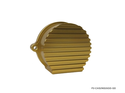 P2M NISSAN SR20DET VERSION 2 CAS COVER - GOLD