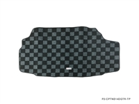 P2M NISSAN S14 1995-98 240SX REAR TRUNK MAT : DARK GREY