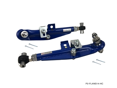 P2M NISSAN S14 ADJUSTABLE FRONT LOWER CONTROL ARMS