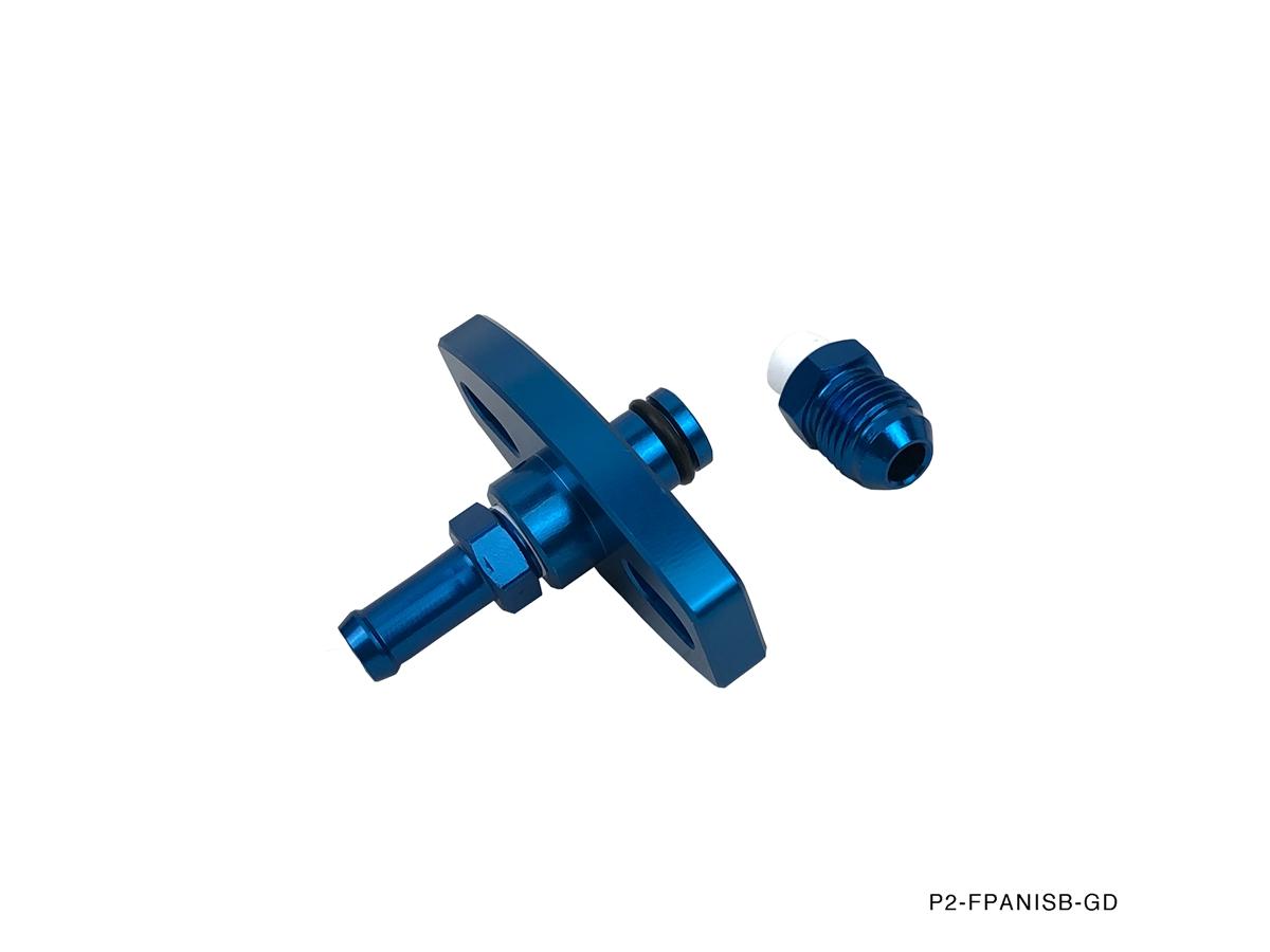 Hydraulics, Pneumatics, Pumps & Plumbing Aluminum Fuel Rail