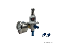 P2M FUEL PRESSURE REGULATOR - UNIVERSAL VERSION 2.5