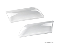 P2M NISSAN R32 JDM SKYLINE GTR CLEAR HEADLIGHT COVERS