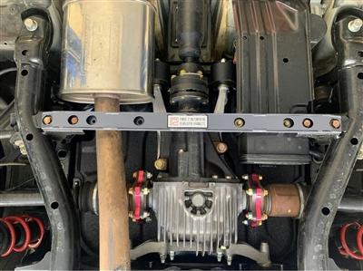 P2M Phase 2 Aluminum REAR Lower Tie Brace Bar for Honda S2000 S2K AP1 AP2 New