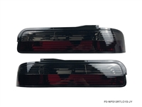 P2M NISSAN S13 SILVIA 2PCS SMOKED REAR TAIL LIGHT KIT