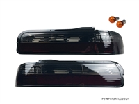 P2M NISSAN S13 SILVIA 2PCS SMOKED REAR TAIL LIGHT KIT [LED VERSION]