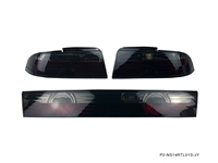 P2M NISSAN S14 ZENKI 3PCS SMOKED REAR TAIL LIGHT KIT