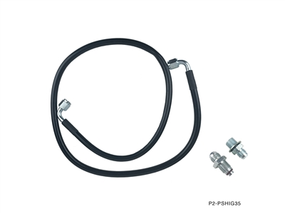 P2M INFINITI G35 HIGH PRESSURE POWER STEERING HOSE