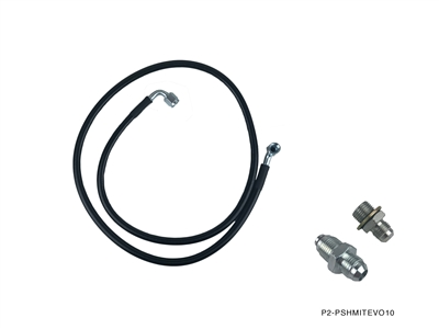 P2M MITSUBISHI EVOLUTION X HIGH PRESSURE POWER STEERING HOSE