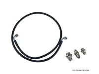 P2M MITSUBISHI EVOLUTION 6-9 HIGH PRESSURE POWER STEERING HOSE