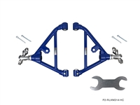 P2M NISSAN S14 ADJUSTABLE REAR LOWER CONTROL ARMS