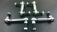 P2M COMBINATION : NISSAN Z33 350Z / G35 FRONT AND REAR SWAY BAR END LINKS COMBO