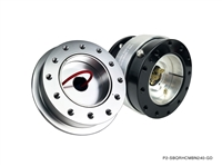 P2M NISSAN S13/14 45MM SHORT HUB + STEERING WHEEL QUICK RELEASE COMBO