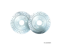 P2M NISSAN Z32 REAR BRAKE ROTORS