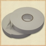 "Stix-on, 00015, 1/2"" x 72"", Roll, All Purpose Foam Mounting Tape, Adhesive On Both Sides"