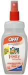 S C Johnson Wax, 01835, Off! 6 OZ, Family Insect Repellent, Unscented Skintastic Spray