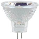 Sunlite, 03175, 20 Watt 12 Volt, 30 Narrow Flood, MR11 Mini Reflector, GU4 Bi-Pin Base, Halogen Light Bulb