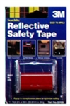 3M, Scotchlite, 03459, 2X36 Red Reflective Safety Tape - Roll