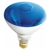 Westinghouse, 04414, 100BR38/B, 100W, 120V, Blue Flood Reflector Light Bulb