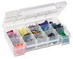 Akro Mils, 05805, Medium Plastic Parts Storage Case, For Hardware and Craft
