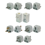 CONECT IT, 10-165, FOREIGN TRAVEL 2000 WATT VOLTAGE CONVERTER 5 PLUG KIT