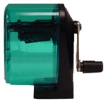 ELMERS, 1065, Manual Pencil Sharpener, Assorted Colors