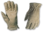 Wells Lamont, 1070M, Medium, Mens, Timber Suede Cowhide Leather Glove