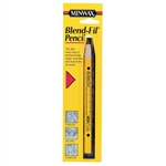 Minwax, 11008, Blend-Fil #8 Pencil, For Driftwood, Provincial, Dark Walnut, Early American, Special Walnut