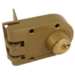 First Watch 1125-SP Jimmy proof Interlocking Deadbolt Double Cylinder With Angle Strike