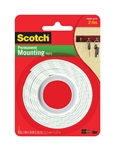 "3M, 114, Scotch, 1"" x 50"", Roll, Heavy Duty, Foam Mounting Tape, Adhesive"