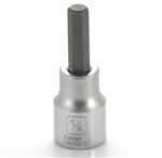 "Master Mechanic, Danaher, 123653, 3/8"" Drive, 1/4"" Hex Bit Socket."