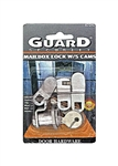 Guard Security, 127/5, 5 Cam Mail Box Lock Mailbox Lock, Multi-Cam, Replaces American Device, Florence, Miami - Carey, Bommer, Auth