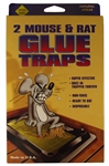 Dead End, 1412, 2 Pack, Mouse And Rat Glue Traps, Disposable